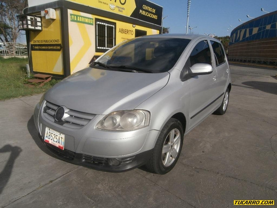 Volkswagen Fox Sincrónico