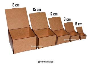 Caja Cajita Personaliza Madera Recuerdo Sorpresa Regalo Deco