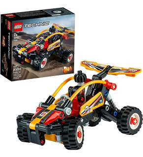 Lego® Technic Auto De Carrera Buggy 117 Piezas 42101