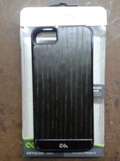 Kit Com Duas Capas Rígidas Para iPhone 5 E 5s - Case Mate