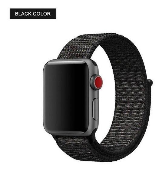 Extensible Para Reloj De Nylon Y Velcro Joyas y Relojes en