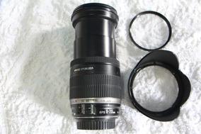 cb4995b5d7 Lente Canon 18 200 Usada - Câmeras e Acessórios, Usado no Mercado ...