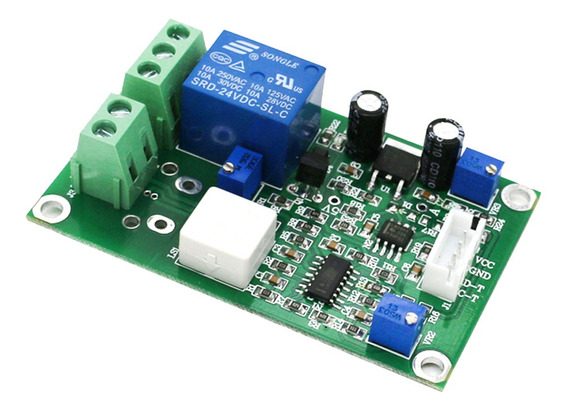 O Módulo Sensor Corrente De Wcs2705 24vdc Salão , Detecta