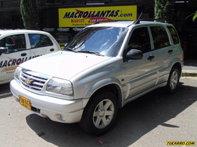Chevrolet Grand Vitara V6 Dohc Mt 2500cc 5p