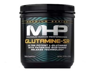 Glutamina Sr 300g - Mhp Maximum Human Performance