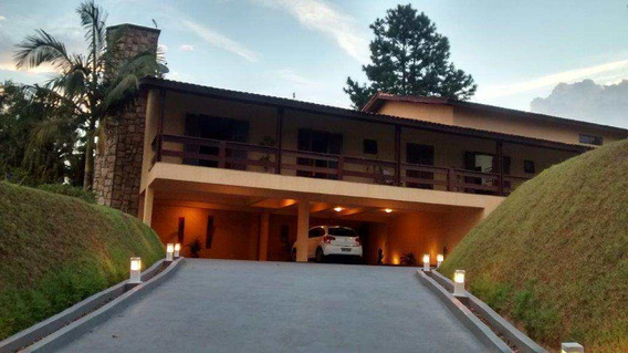 Casa De Condomínio Com 5 Dorms, Jardim Europa, Itapecerica Da Serra - R$ 1.4 Mi, Cod: 2755 - V2755