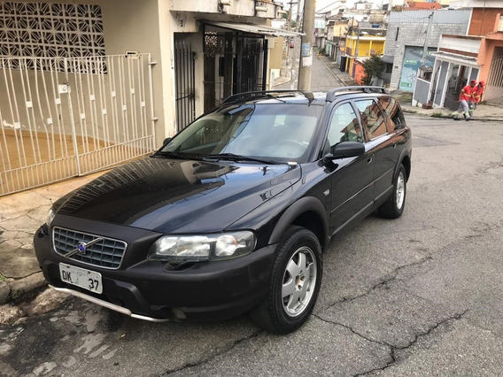 Volvo Cross Country 2.5 Turbo 2004 210hp Unico Dono