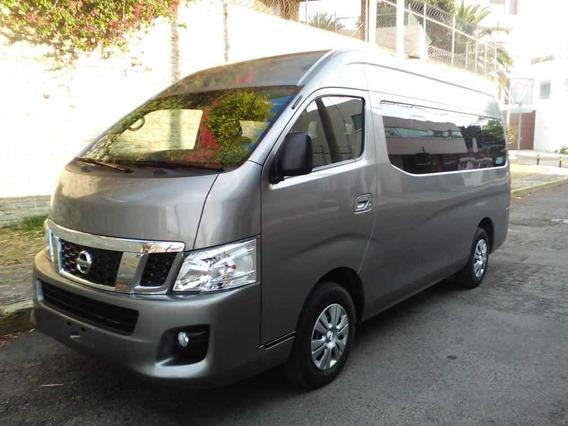 Nissan Urvan 2.5 15 Pas Amplia Aapack Seg Mt 2017