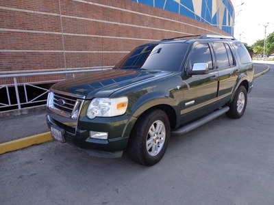 Ford Eplorer 2010 Xlt Limited Automatico