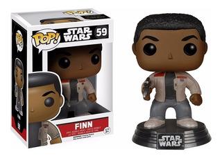 Funko Pop! Finn Episode Vii Star Wars #59 Original Stock!