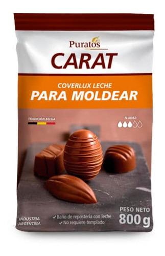 Chocolate Carat C/leche  800 Grs