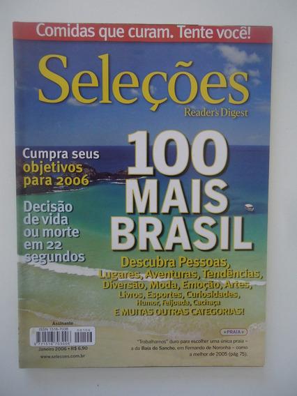 Seleções #jan 2006 100 Mais Brasil Viagens