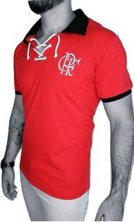 Camisa Masculina Retrô - Flamengo