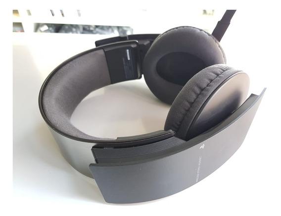 Headset Sony Stereo - Ps3 / Pc - Original - Ótimo Estado
