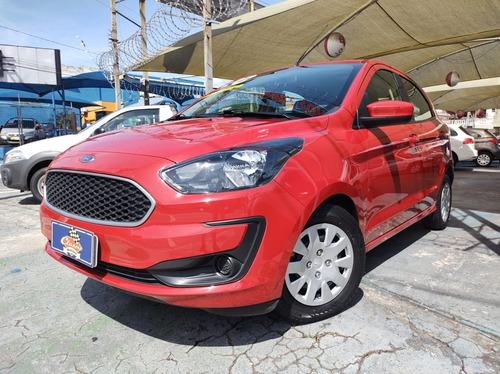 Ford Ka Se 1.0 2020/2020 Vermelho