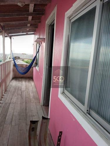 Casa À Venda, 120 M² Por R$ 373.000,00 - Bela Vista - São José/sc - Ca0614