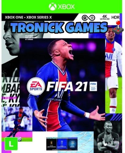 Fifa 21 Mídia Digital Xbox One