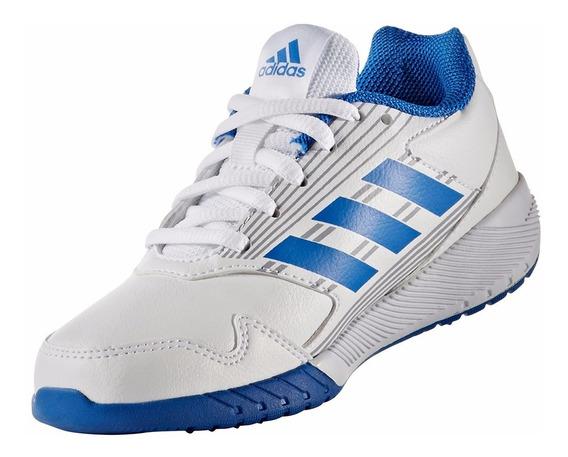 Tênis adidas Altarun K Bran/azul Tam 31 Original
