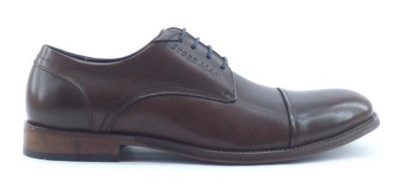 Zapatos Vestir Storkman Romulo Hombre Caballero Comodo Nuevo