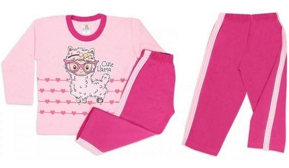 Conjunto De Moletom Infantil E Bebês \ Inverno & Pijamas
