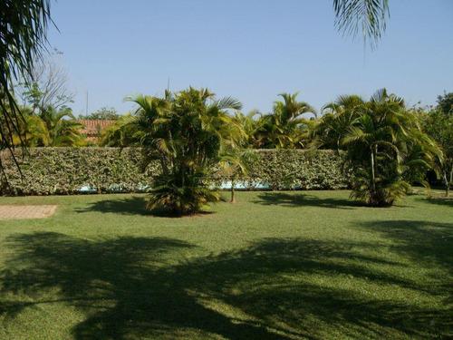 Chácara Com 6 Dormitórios À Venda, 2500 M² Por R$ 1.300.000,00 - Condomínio Chácaras Carolina - Itu/sp - Ch0002