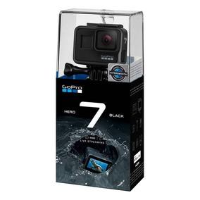 Gopro Câmera Digital De Video Hero7 Black Com Estabilização