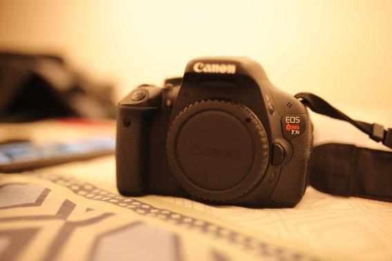 Câmera Canon T3i Corpo