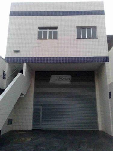 Imagem 1 de 19 de Sala Para Alugar, 45 M² Por R$ 1.250,00/mês - Jardim Gopoúva - Guarulhos/sp - Sa0063