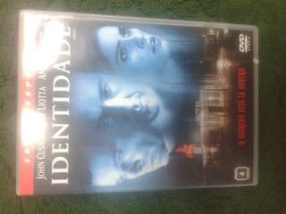 Dvd Identidade John Cusak Ray Liotta Amanda Peet Original