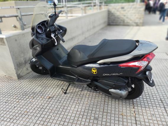 Kymco Downtown 300i Scooter 2012 En Perfecto Estado!!!