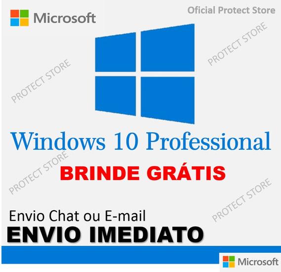Windows10 Pro 25 Dígitos Ativação Online