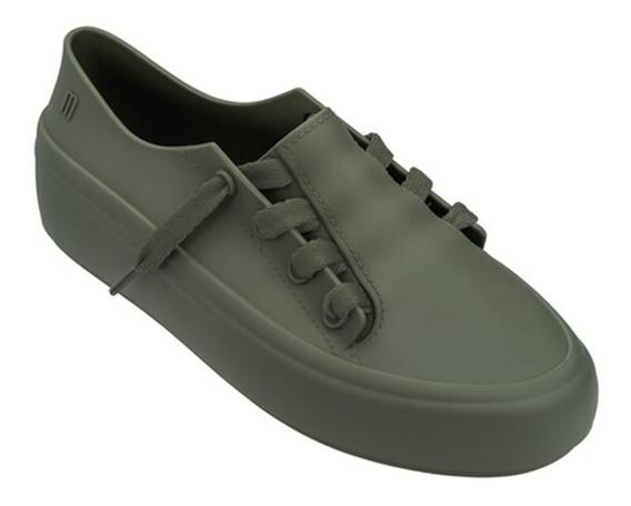 Melissa Ulitsa Sneaker Verde - Original - Nota Fiscal
