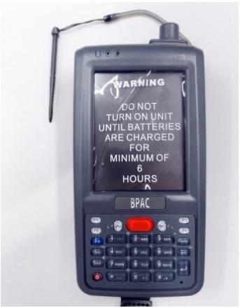 Coletor De Dados Dap M2110 Sc800 Wi-fi Bluetooth 1d 2d