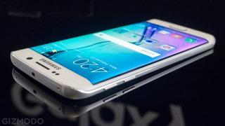 Samsung S6 Edge 32gb Blanco/negro