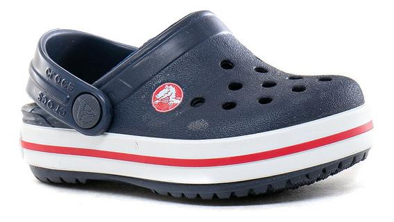 Sandalias Crocband Kids Crocs Team Sport Tienda Oficial