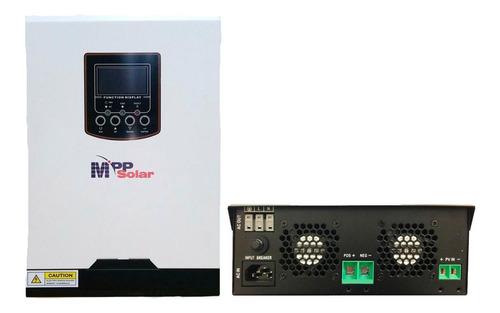 Inversor Cargador 1000w Onda Senoidal Pip1012hse 12v A 220v