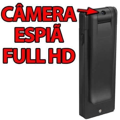 Mini Camera Para Gravar Videos Aparelho Audio Artigos De