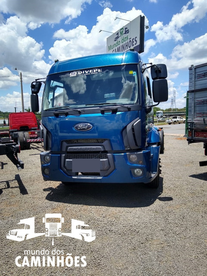 Ford Cargo 2429 2014 Chassi