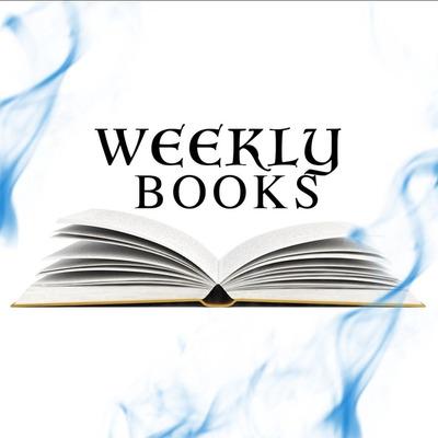 Livros Semanais! Weekly Books