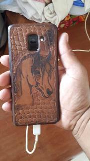 Sansung Galaxy A8 Plus Semi Novo