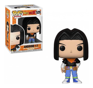 Funko Pop Animation #529 Android 17 Dragon Ball Z Original