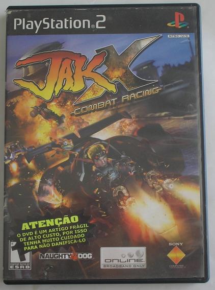 Jak X Combat Racing Ps2 Original Usada