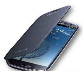 Capa Case Couro Flip Cover Samsung Galaxy S3 I9300