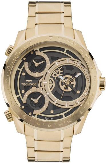 Relógio Technos Masculino Classic Legacy 2035mla/4p