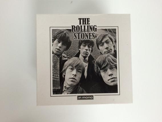 The Rolling Stones In Mono 15 Cd Box No Brasil