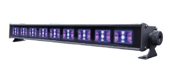 Luces Dj Barra De Led Luz Negra 27w Neon Ultravioleta 9066