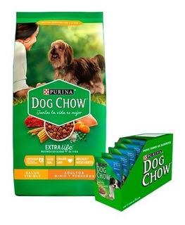 Dog Chow Adultos Razas Pequeñas X 21 Kg