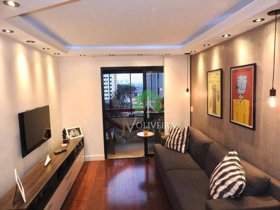 Apartamento Reformado - Com Ar Condicionado - Ap1525