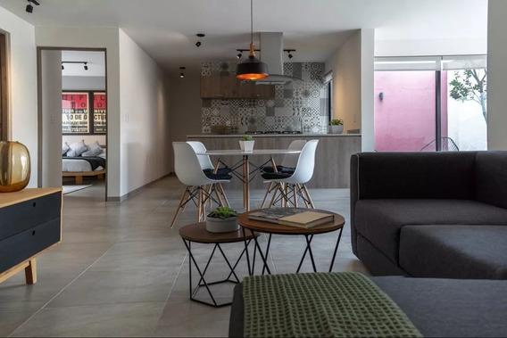 Hermosa Casa Loft En Juriquilla San Isidro, 2 Recámaras, 2 Autos, Estudio !!