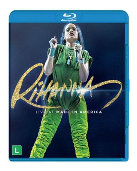 Blu-ray - Rihanna - Live At Made In America Original - Lacra